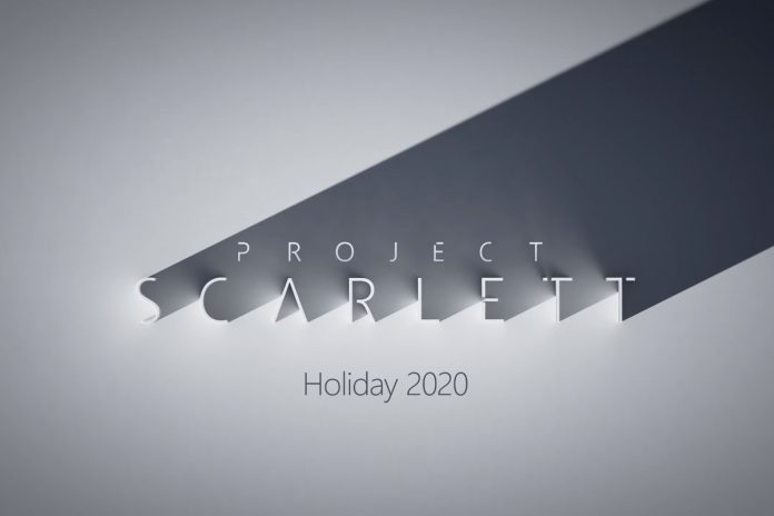 Xbox Scarlett retro