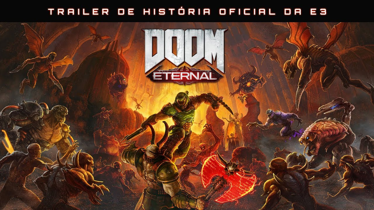 DOOM Eternal ganha novo trailer