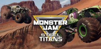 Pega essa Análise! Monster Jam Steel Titans