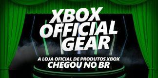 Loja oficial do Xbox