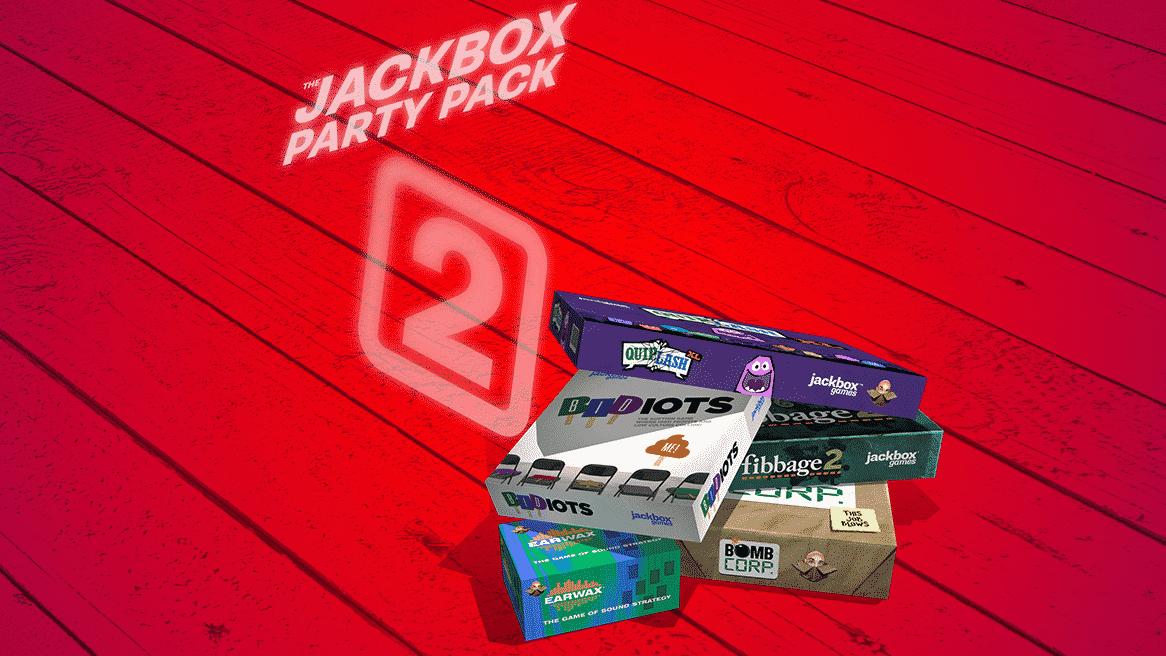 Jackbox Party Pack 2 já está disponível para assinantes do ...