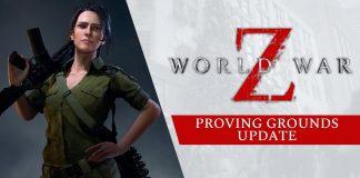 World War Z Proving Grounds
