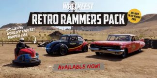 Wreckfest Retro Rammers
