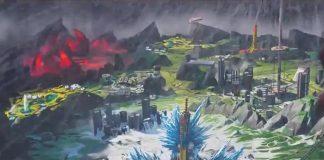 apex legends Worlds Edge