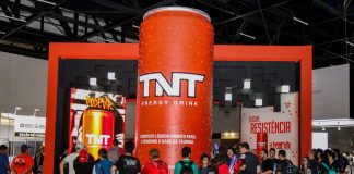 TNT ENERGY DRINK brasil game show