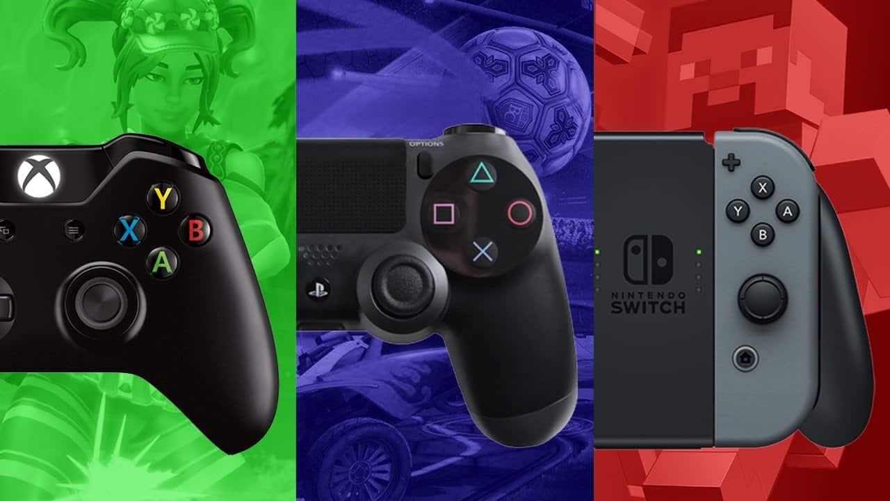 Confira A Lista De Jogos Crossplay Entre Xbox One Ps4 Switch E Pc