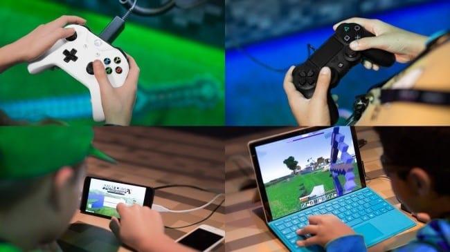 jogos cross-plataforma xbox