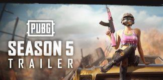 PUBG temporada 5