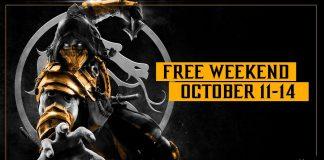 Mortal Kombat 11 grátis