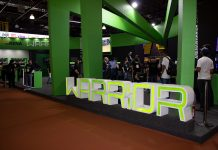 Warrior brasil game show