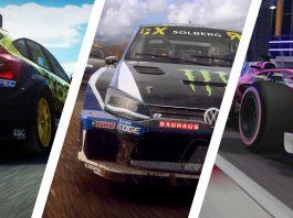 DiRT Rally 2.0 e F1 2019