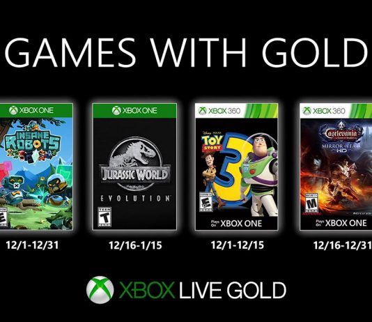 games with gold dezembro