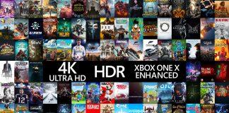 Jogos Otimizados Xbox One X