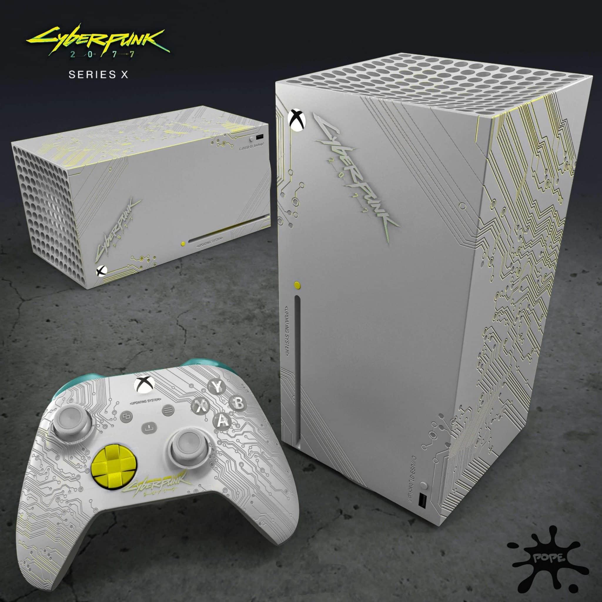 Xbox Series X edicao limitada