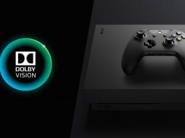 dolby vision xbox