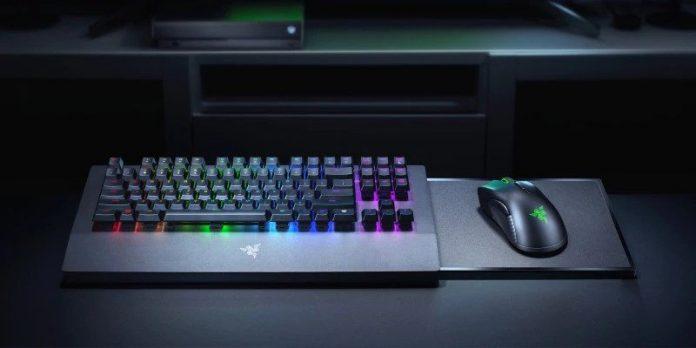 Teclado e Mouse xbox one
