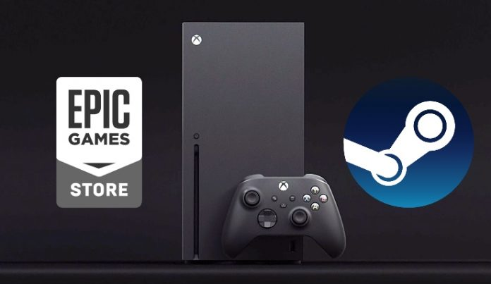 xbox series x steam