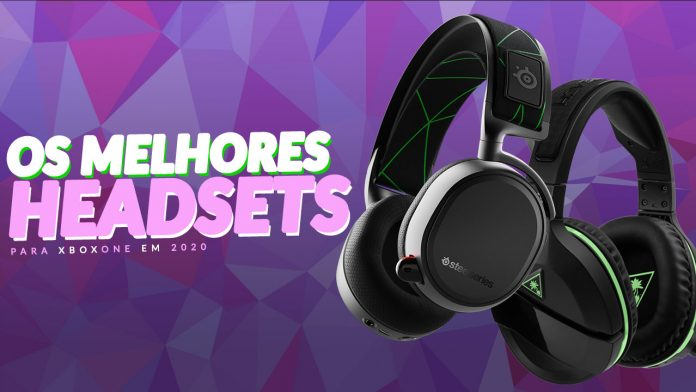 melhores headsets xbox one