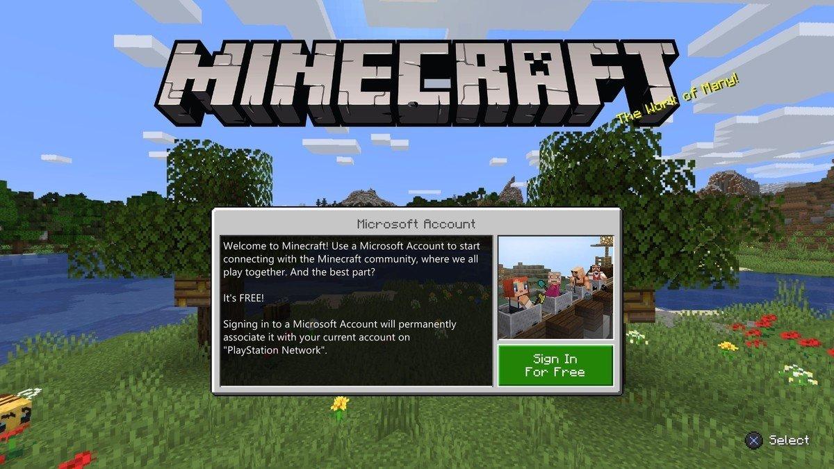 Como jogar Minecraft crossplay entre Xbox One, Nintendo Switch e PS12