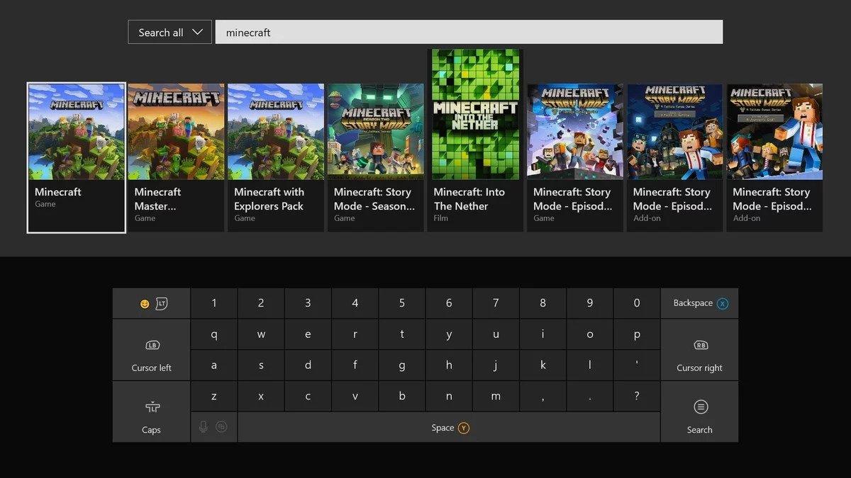 Como jogar Minecraft crossplay entre Xbox One, Nintendo Switch e PS8