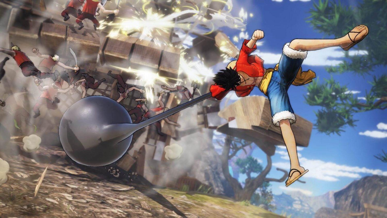 Pega essa Análise! One Piece: Pirate Warriors 4