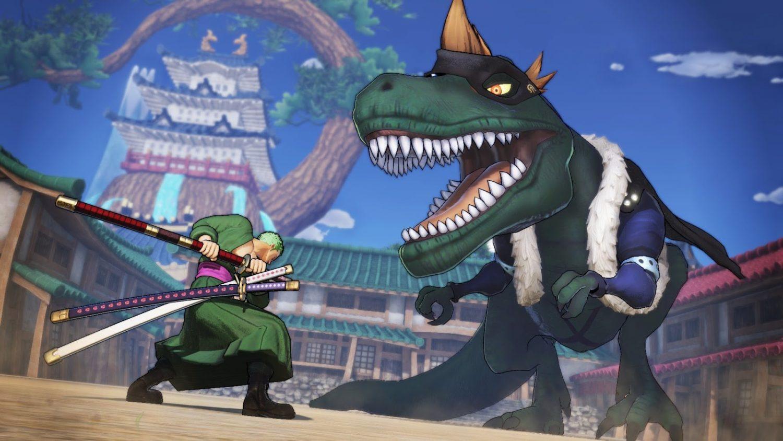 Pega essa Análise! One Piece Pirate Warriors 4