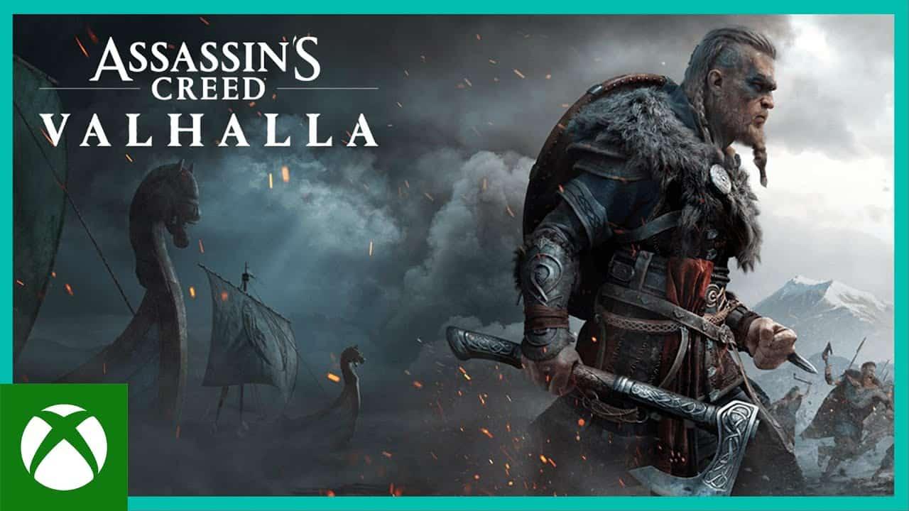 Assassin's Creed Vallhala