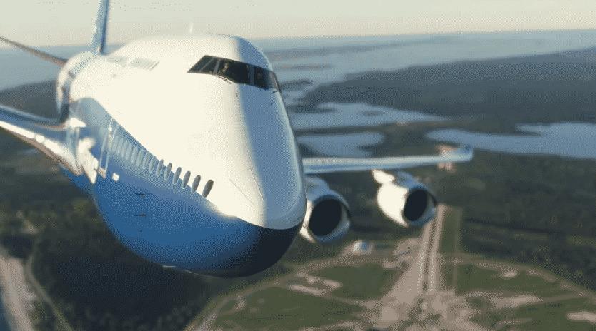 Flight Simulator é classificado no Brasil; versão para ...