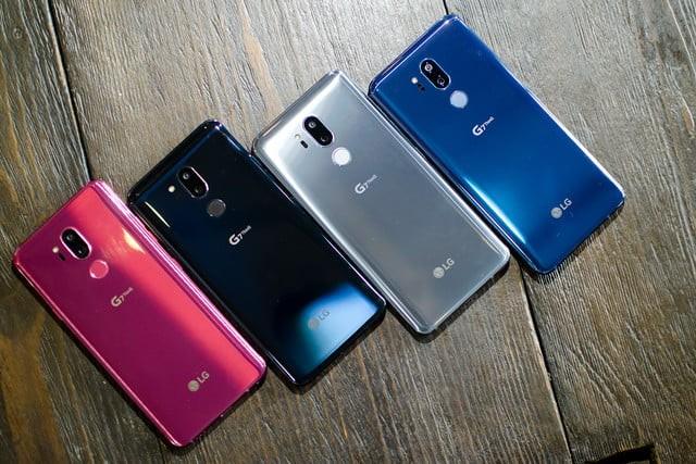 LG G7 ThinQ xcloud